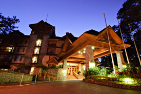 The Manor in Baguio City