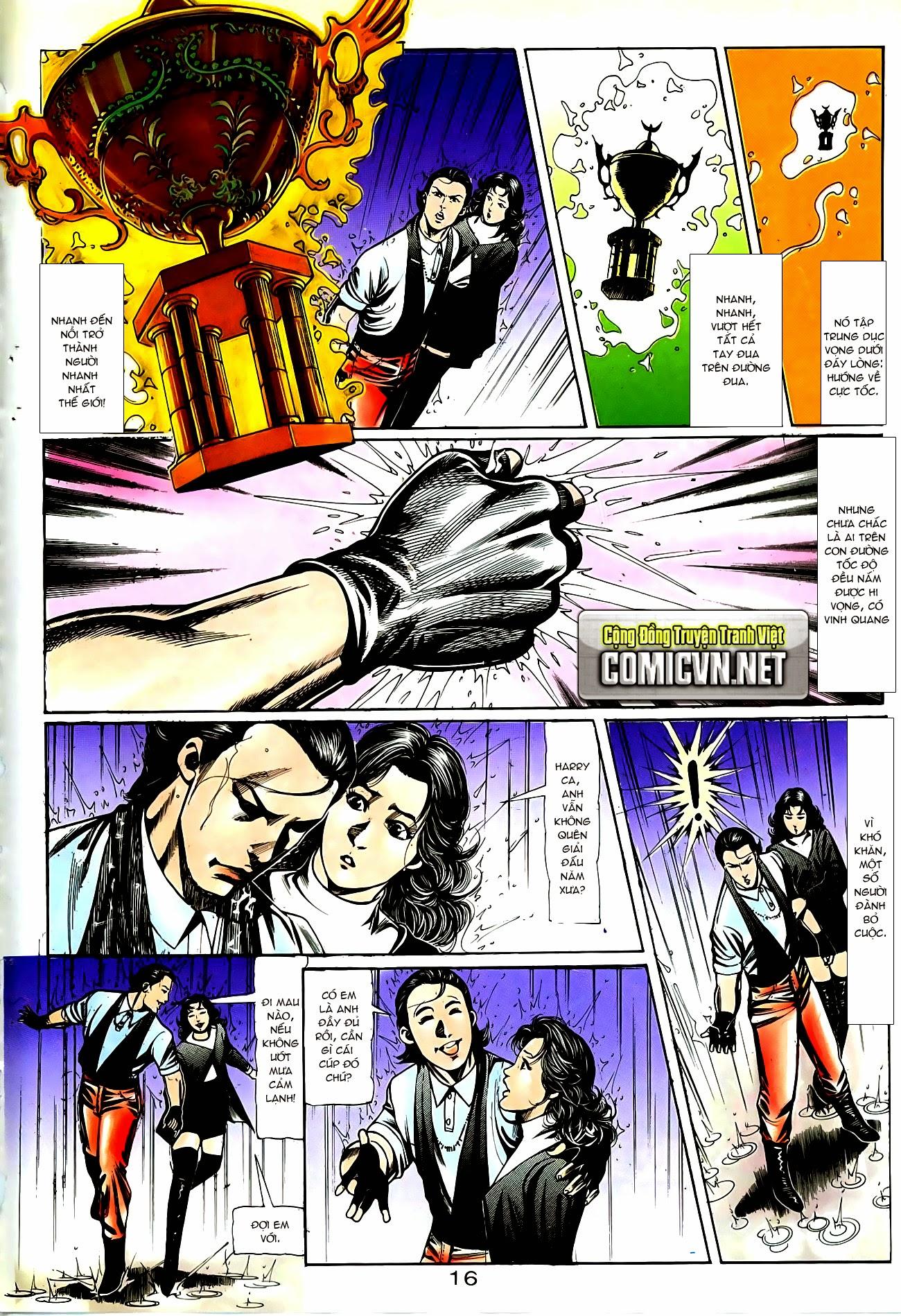 Người Trong Giang Hồ chapter 84: đỗ vương hạ tân trang 19