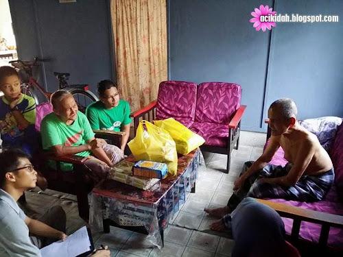 Bantuan Ramadhan Fakir Miskin Lenggeng Negeri Sembilan