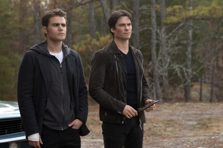 The Vampire Diaries - Episode 8.14 - It's Been a Hell of a Ride - Promos, Sneak Peeks, Inside The Episode, Promotional Photos & Press Release