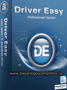 DriverEasy Professional 5.0.0.18255 + Keygen - PC (Download Completo em Torrent)