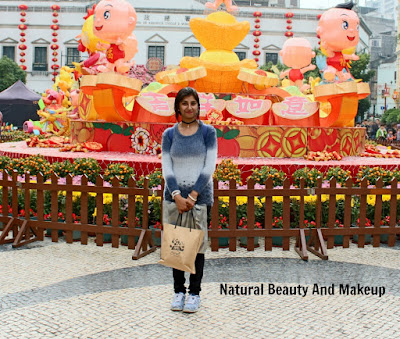 What I wore in Macau Trip (Outfit details) + My Travel Backpack Essentials on Natural Beauty And Makeup