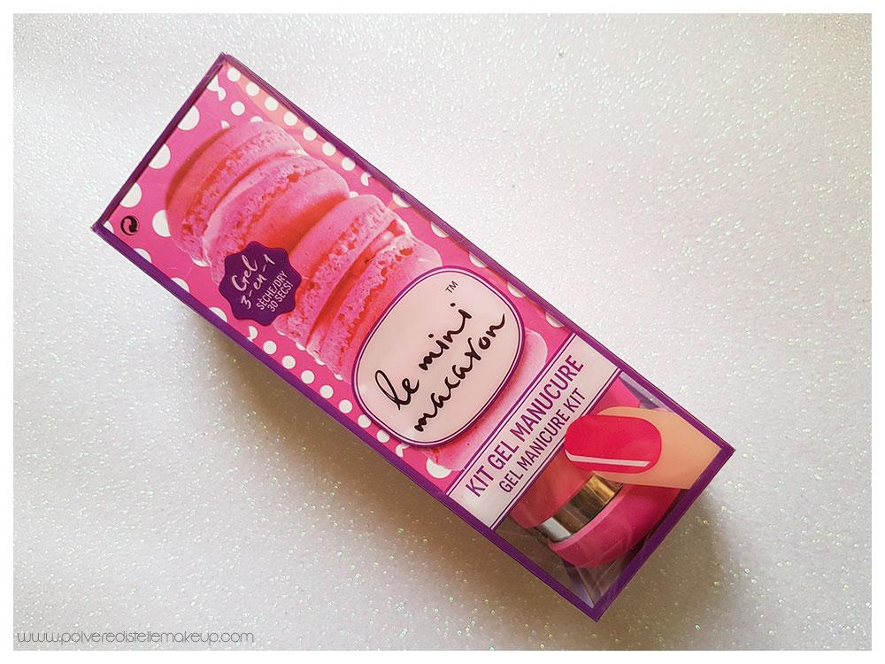 Le Mini Macaron kit smalto semipermanente