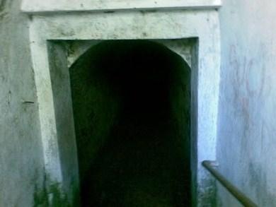 Ruang tahanan benteng marlborough
