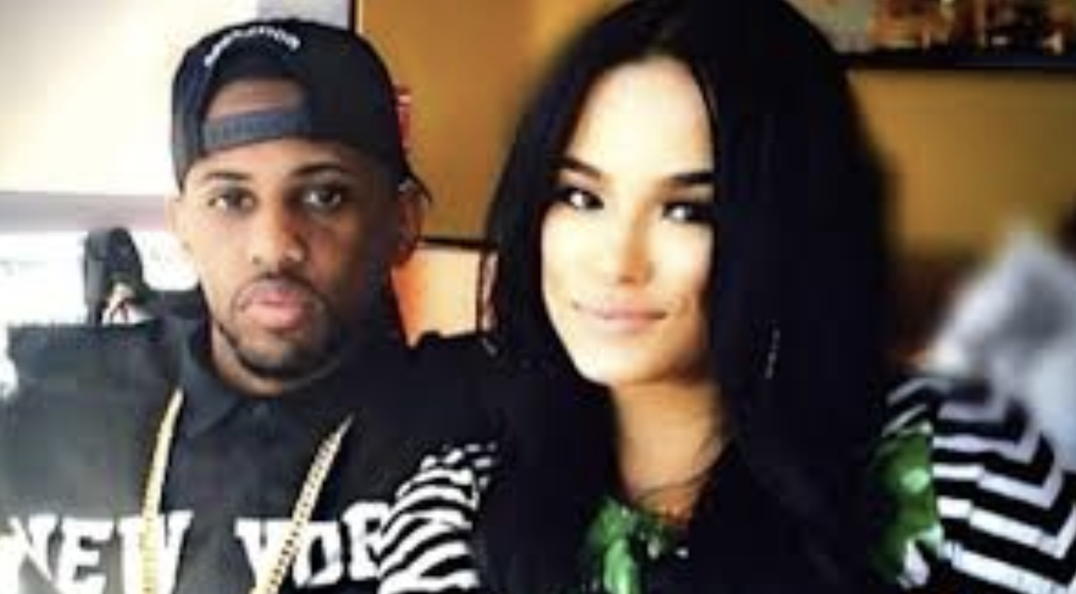8257716f1f5 Earlier this year rapper Fabolous was arrested on domestic violence charges  for viciously assaulting his longtime girlfriend Emily B and making  terroristic ...