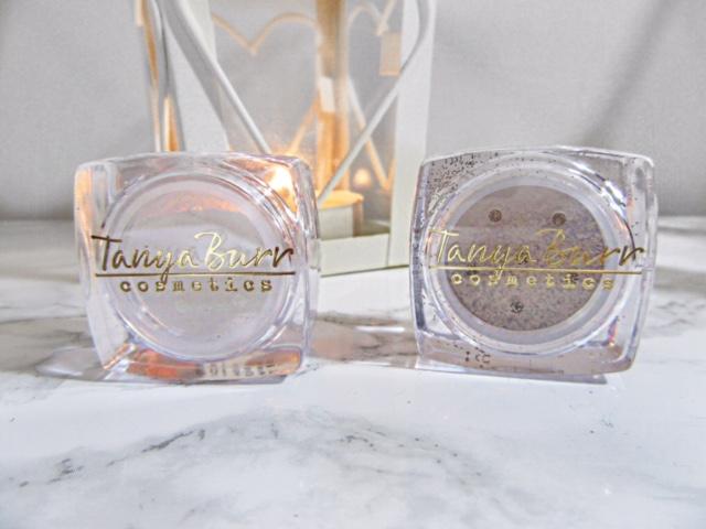 Tanya Burr Christmas Glitter Pots