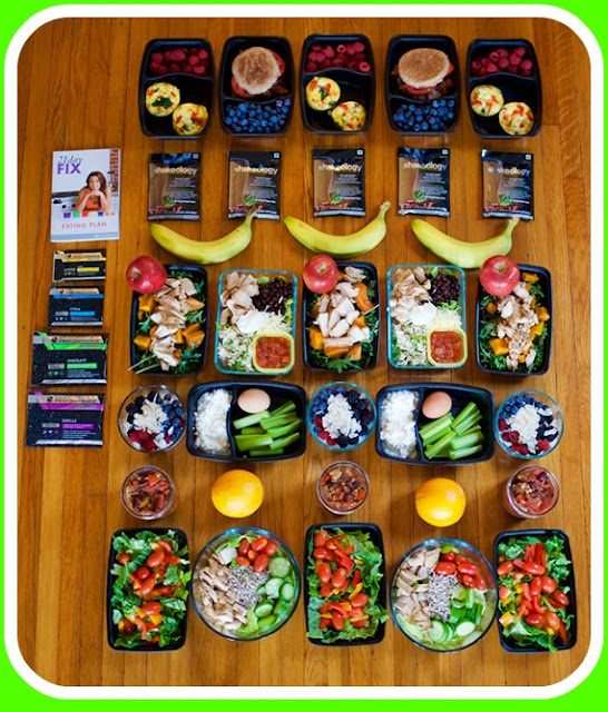 Weight Loss Tips Meal Prep For The 21 Day Fix 2 100 2 300
