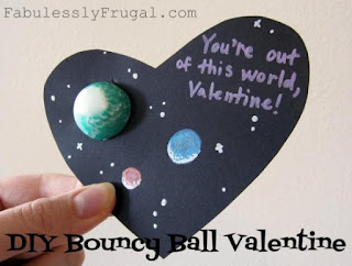 DIY Valentines for the Kids or Kids at Heart