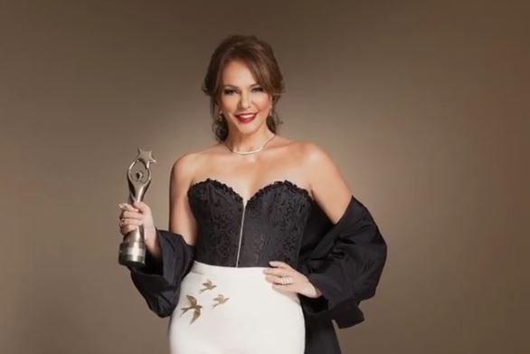 Milagros Germán será la presentadora de Premios Soberano 2019