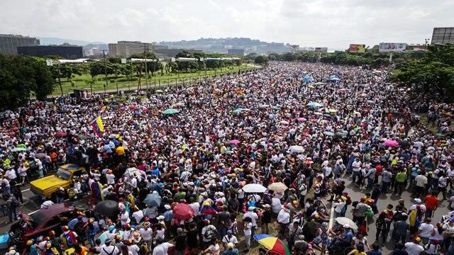 MUD no asistirá a Miraflores a convalidar un fraude y marchará este #8May hasta el despacho de Jaua