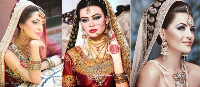 Latest Jewellery Designs 2017, Bridal Jewelry Styles