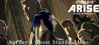 Hình Ảnh Ghost in the Shell Arise Border 4
