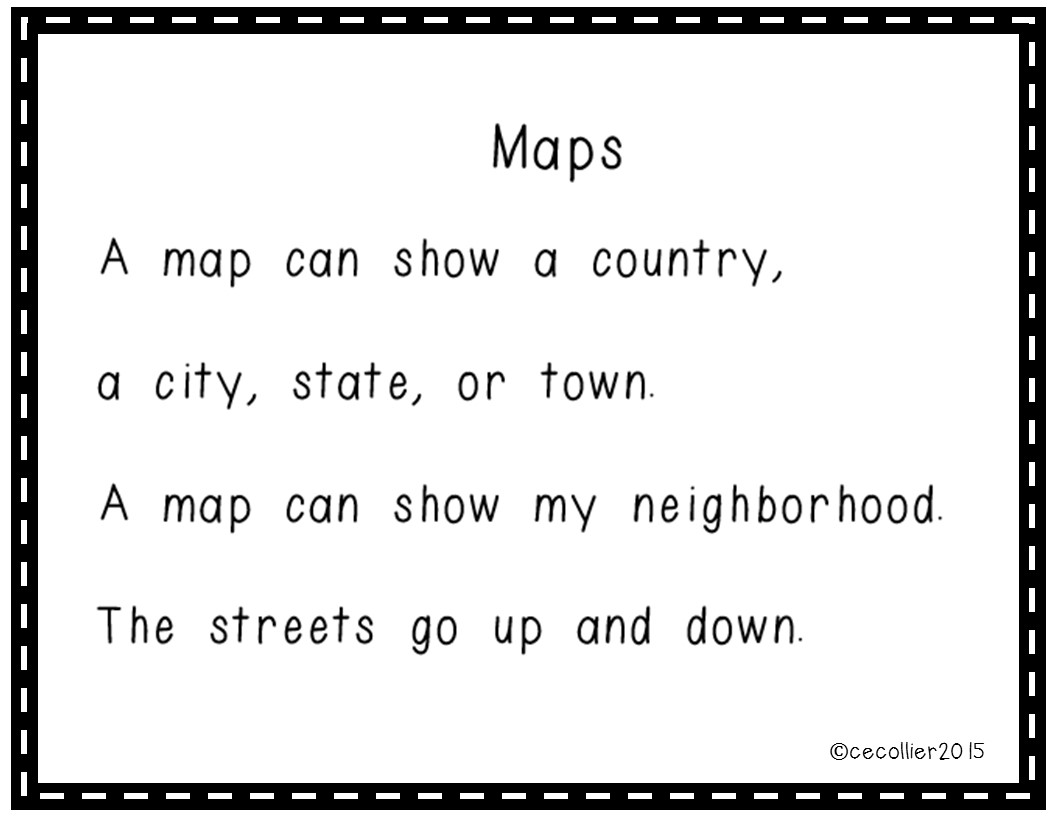 Teaching through Integration: Maps and Globes in Kindergarten   Virginia is  for Teachers [ 816 x 1056 Pixel ]