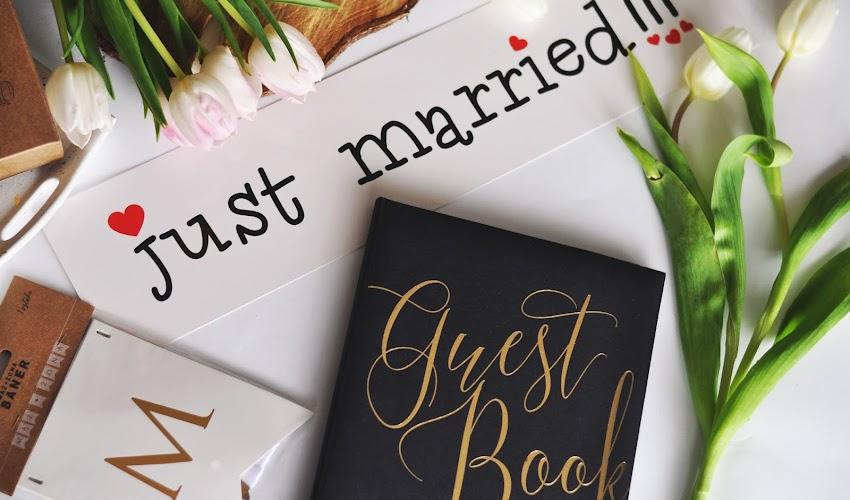 Niezbędnik dekoracyjny na ślub i wesele