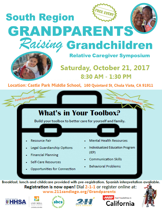 Sweetwater High Counseling Center: Grandparents Raising
