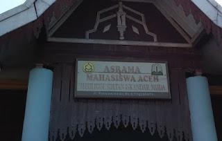 Mahasiswa Aceh di Yogja akan Kosongkan Asrama Ponco