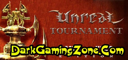 Unreal Tournament 1 Game - Free Download Full Version For PC
