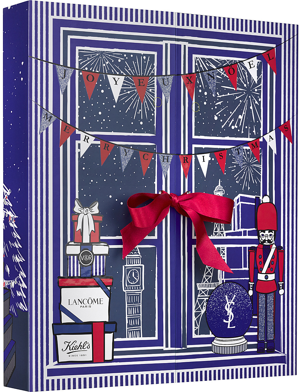 selfridges beauty advent calendar 2017