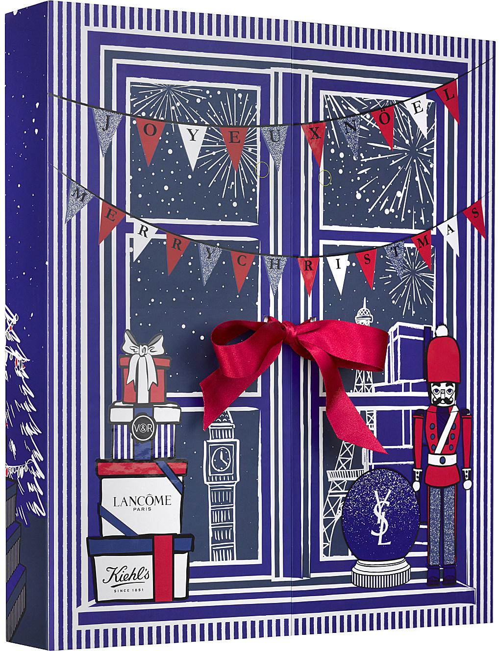 selfridges beauty advent calendar 2017