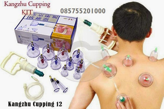 KOP ANGIN KANGZHU CUPPING KIT (ALAT BEKAM)