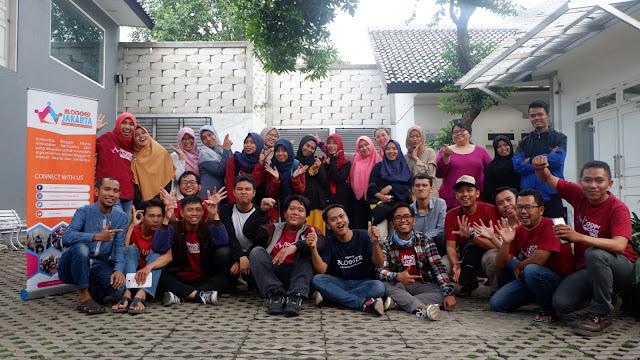 Komunitas Blogger, Blogger Jakarta, asyiknya berkomunitas