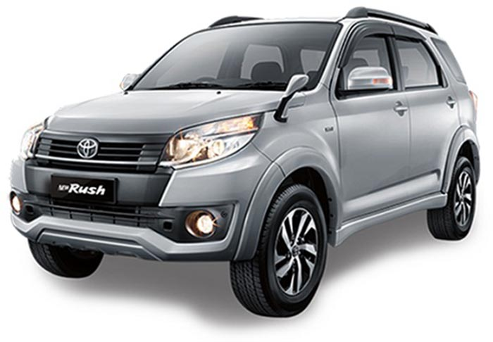 Harga Mobil Dijual Di Jakarta Toyota Rush Bekas 2016 Website Desa