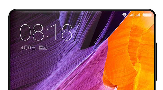 Xiaomi Mi Mix 2 with Snapdragon 835 Could Be In The Works