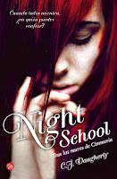 Resultado de imagen de night school cj daugherty