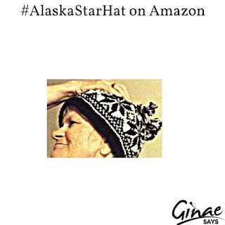Alaska Star Hat by CacheAlaska