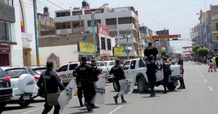 PAPA FRANCISCO EN PERÚ: Policía refuerza acciones de inteligencia en carreteras de Áncash - www.papafranciscoenperu.org
