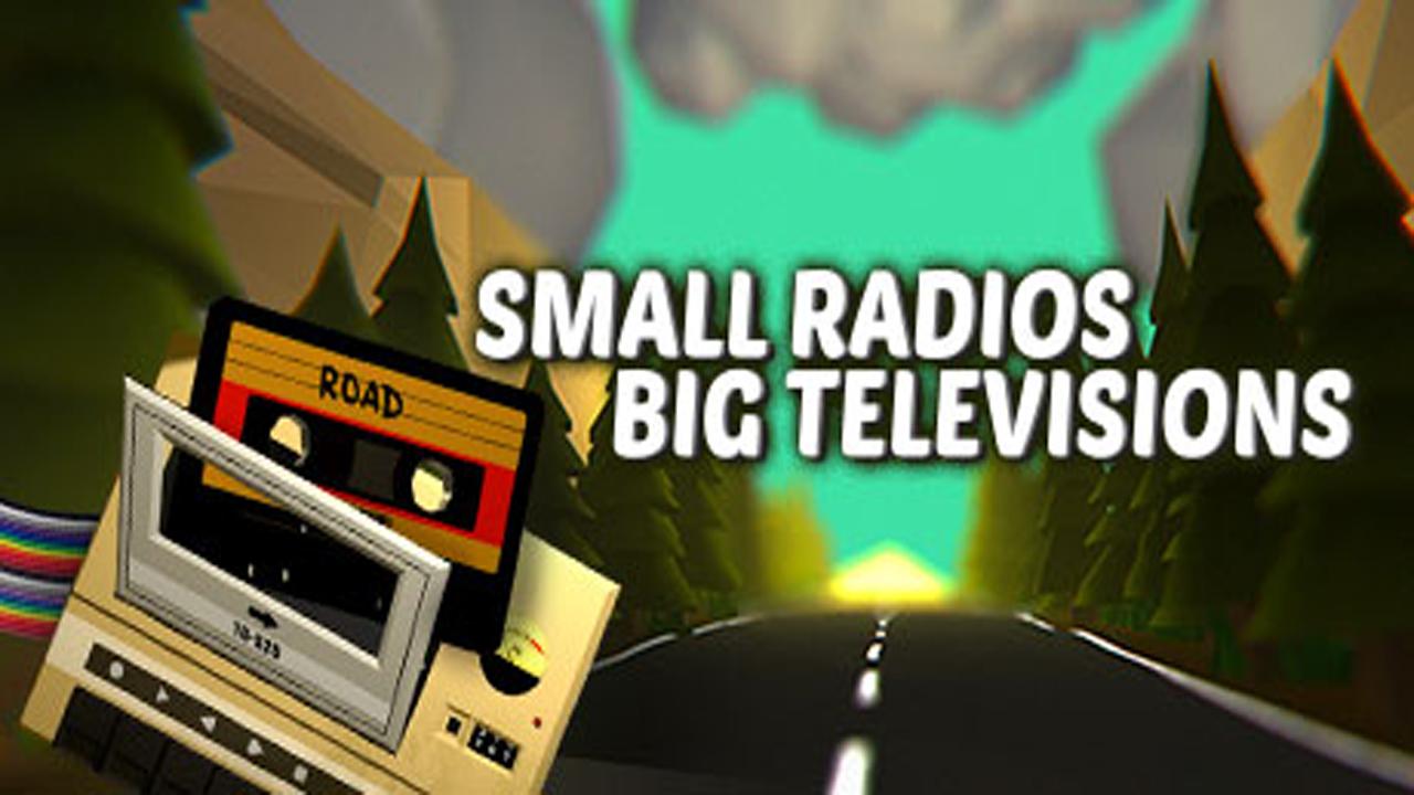small radios big televisions gamers 3rab. Black Bedroom Furniture Sets. Home Design Ideas