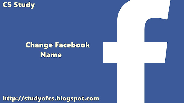 Facebook Name Change within 60 Days