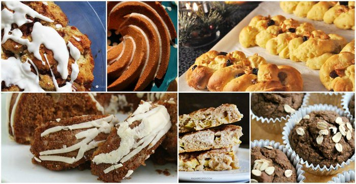 Traditional Rosh Hashannah recipes remade Gluten-Free