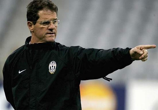 Fabio Capello dính tới vụ bê bối Calciopoli của Juventus.
