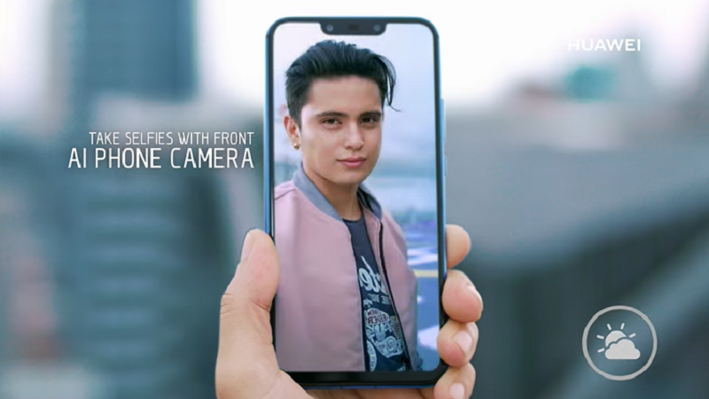James Reid is Huawei Nova 3i's official ambassador!
