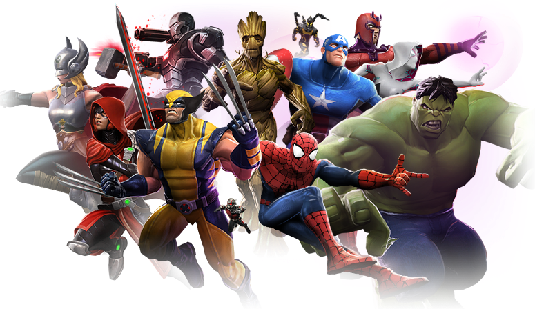 MARVEL Contest of Champions v 7.0.3 MOD Apk + OBB Data ...