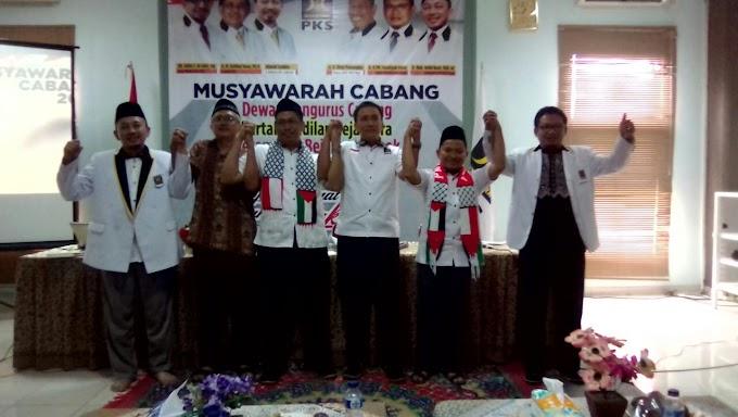 Bima Pamungkas Kembali Pimpin DPC PKS Beji