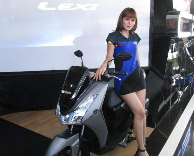yamaha_Lexi_125VVA_Denpasar_Bali
