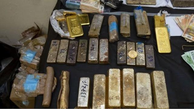 ΕΛΕΥΘΕΡΟΙ εννέα συλληφθέντες για το κύκλωμα λαθρεμπορίας χρυσού!