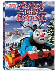 Enter to win the Thomas and Friends: Santa's Little Engine giveaway. Ends 10/30.