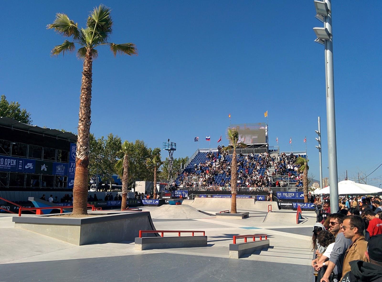 botella columpio jamón  Where Is Darren Now?: 2016 Nike Barcelona SLS Skateboard Contest