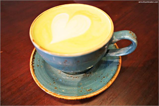 Matcha en Cafeterías de Boston: Jaho Coffee & Tea