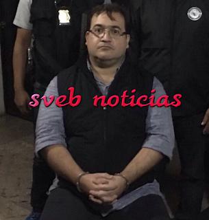 VIDEOS: Javier Duarte de Ochoa detenido en Guatemala