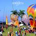 Festival Balon Kertas di Wonosobo