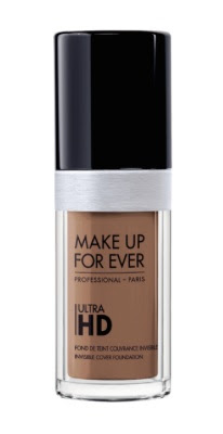 Makeup Forever Ultra HD Invisible Coverage Foundation  in R520 Cinnamon