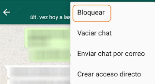 ser invisible en WhatsApp