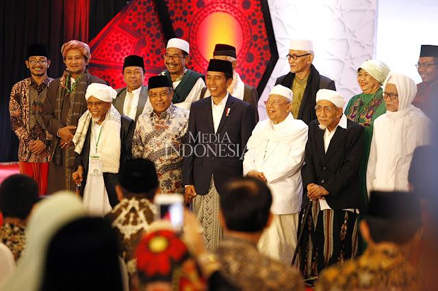 Survei OECD: Kepercayaan Rakyat Indonesia ke Pemerintah Tertinggi di Dunia