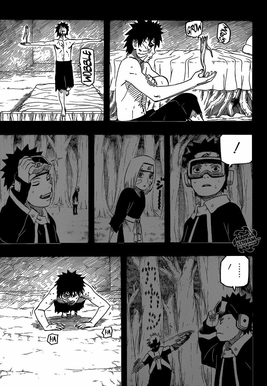 Komik naruto 603 page 11