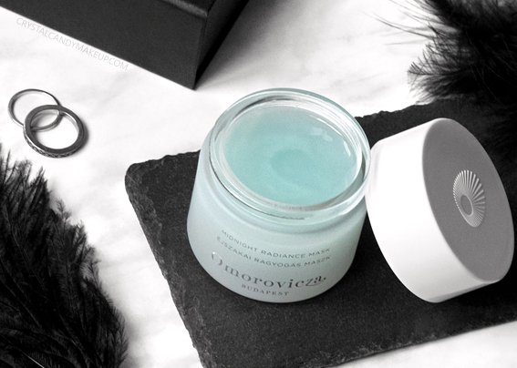 Omorovicza Midnight Radiance Sleeping Mask Review