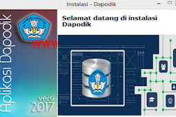 Download Aplikasi Dapodik TK/PAUD-DIKMAS 2017